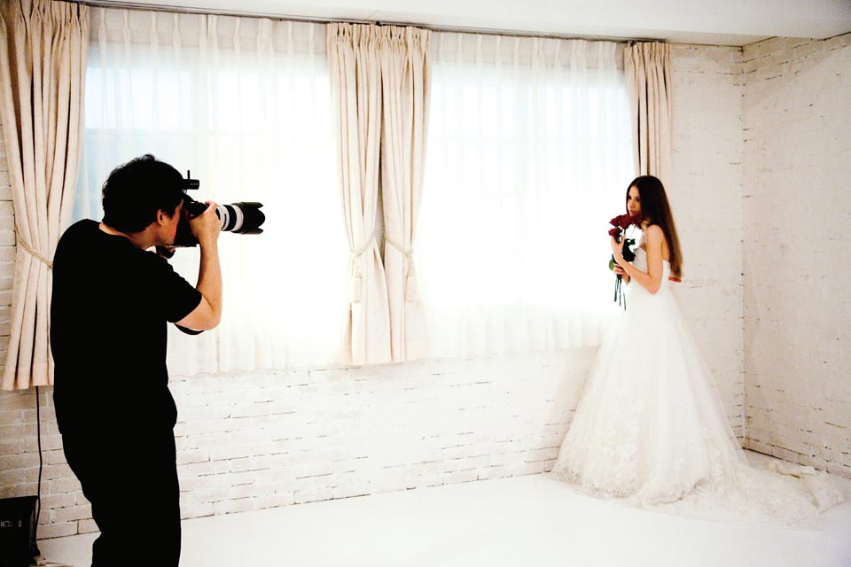 写真家の視点から見た写真家の技術