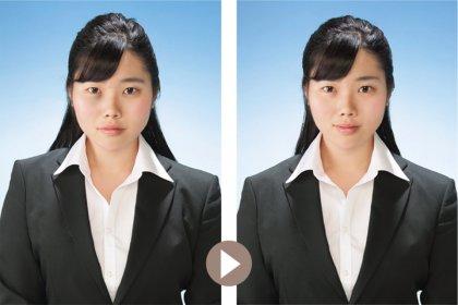 スタジオビジョン〜合格率に差を出す証明写真の違い