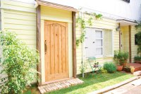 かわいらしい一軒家が立ち並ぶミモザハウス(渋谷)